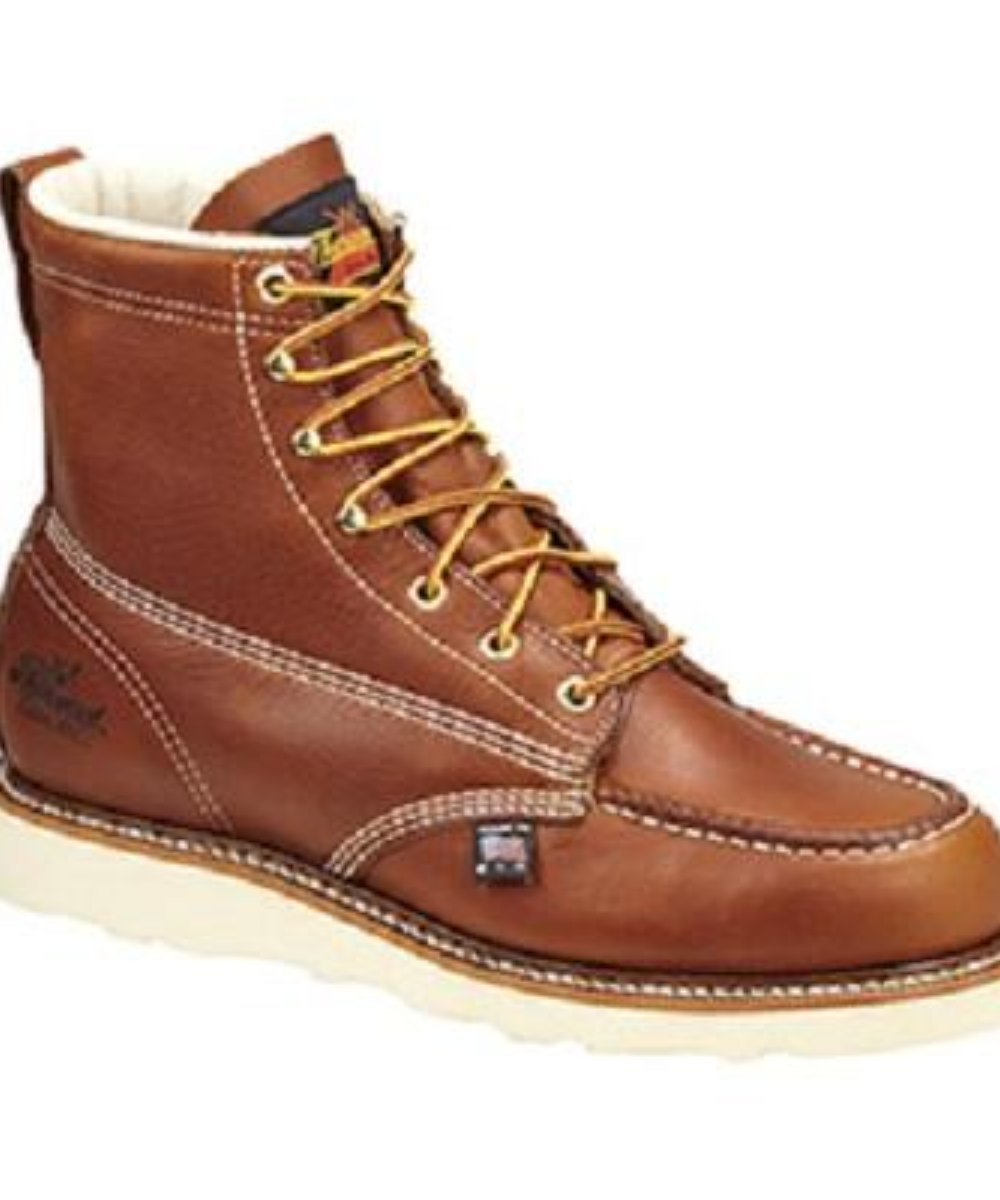 Thorogood Men's American Heritage Soft Toe Work Boot- Style #814-4200