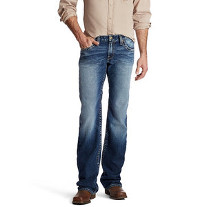 ARIAT MEN'S M7 SAWTOOTH ROCKER JEAN- STYLE #10019562
