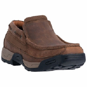 Dan Post Men's Armstrong Steel Toe Slip On Shoe- Style  #DP67681
