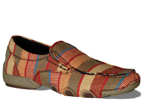 ROPER WOMEN'S WRAPPED DRIVING MOC- STYLE #09-021-1776-0132