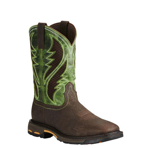 Ariat Men's Workhog VentTEK Boot- Style #10020083