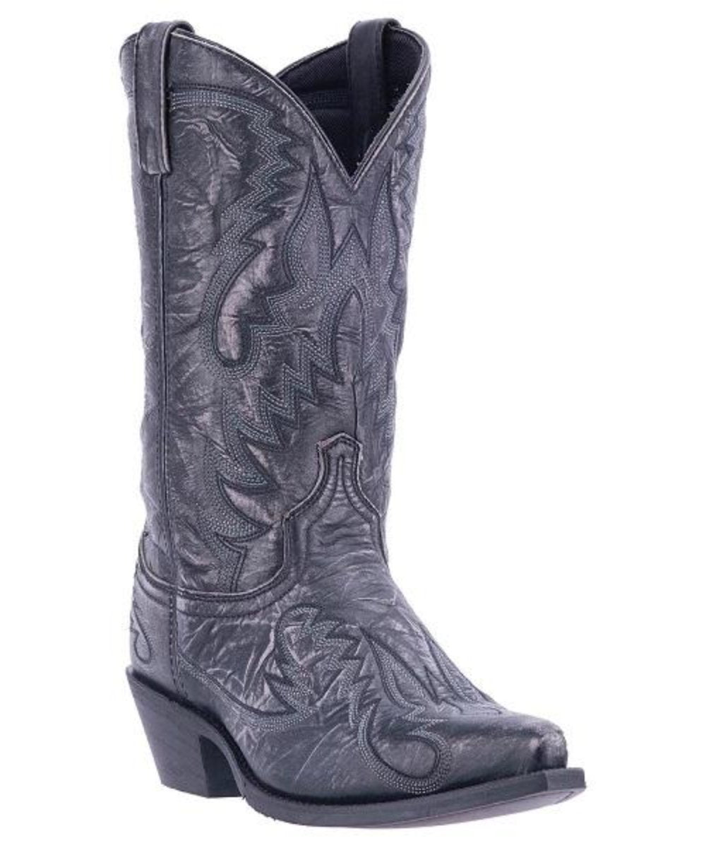 LAREDO MEN'S GARRETT LEATHER BOOT- STYLE #68407