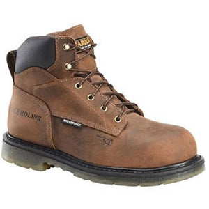 CAROLINA MEN'S WATERPROOF SUPERTREK WORK BOOT- STYLE #CA7520