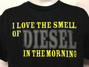 John Deere Men's Love The Smell Of Diesel Tee- Style #13001721