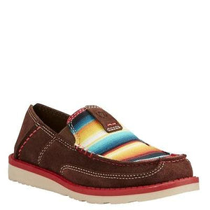 ARIAT YOUTH SERAPE PRINT CRUSIER- STYLE #10019951
