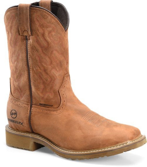 Double H Men's Workflex Composite Toe Roper Boot- Style #DH5143