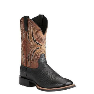 ARIAT MEN'S ARENA REBOUND ELEPHANT PRINT BOOT- STYLE #10021678