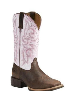 ARIAT WOMEN'S HYBRID RANCHER BOOT- STYLE #10021619