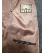 RED SKY MEN'S BROWN WESTERN SPORT COAT- STYLE #RSFT7307