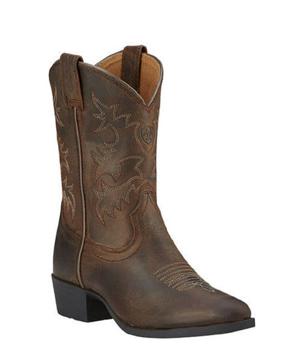 Ariat Kids' Heritage Western Boot- Style #10001825