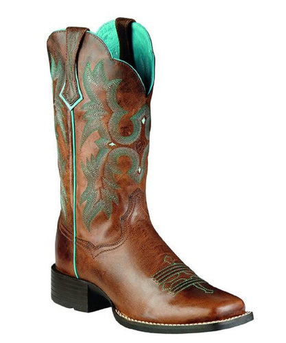 Ariat Women's Tombstone Western Boot- Style #10008017