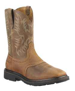 Ariat Men's Sierra Steel Toe Work Boot- Style #10010134