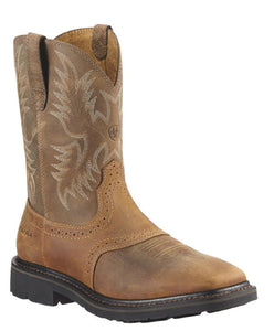 Ariat Men's Sierra Square Toe Work Boot- Style #10010148