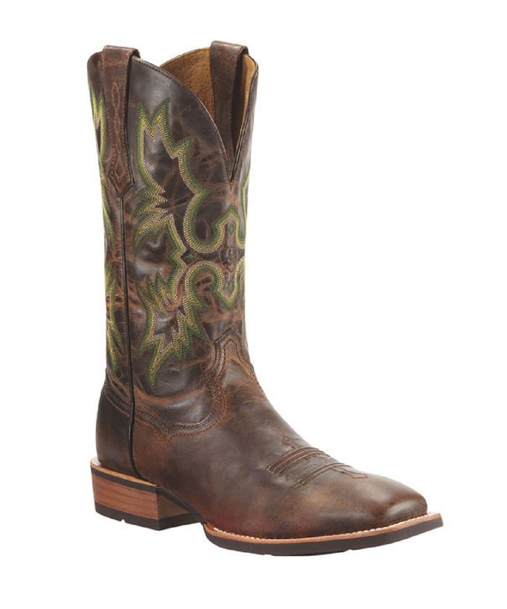Ariat Men's Tombstone Western Boot- Style #10010285