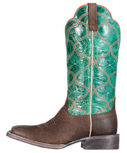 ARIAT WOMEN'S BIG CITY SQUARE TOE BOOTS - STYLE #10011879