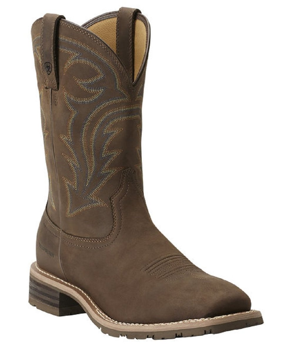 Ariat Men's Hybrid Waterproof Rancher Boot- Style #10014067