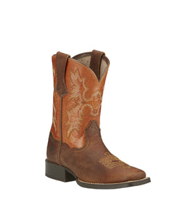 Ariat Youth Tombstone Western Boot- Style #10016227