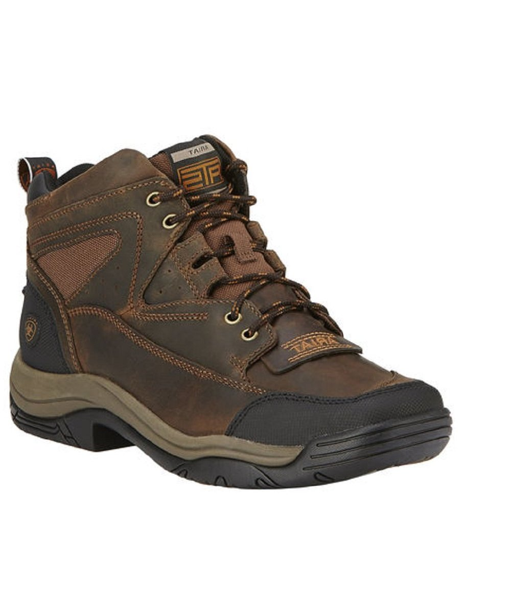 ARIAT MEN'S TERRAIN WIDE SQUARE TOE WORK BOOT- STYLE #10016378