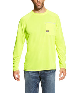 ARIAT MEN'S REBAR SUNSTOPPER SHIRT - STYLE #10019136