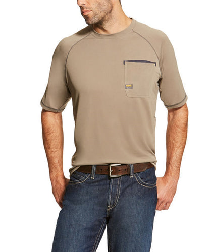 Ariat Men's Rebar Sunstopper Shirt- Style #10019139