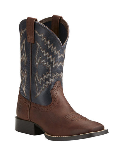 Ariat Kids' Tycoon Western Boot- Style #10021591