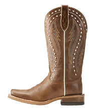 ARIAT WOMEN'S CALLAHAN RANCH WESTERN BOOTS - STYLE #10021667