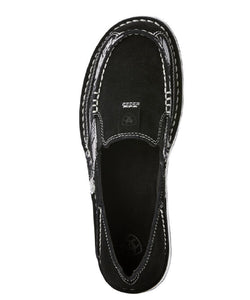 ARIAT WOMEN'S BLACK LACE CRUISER SHOES - STYLE #10021753