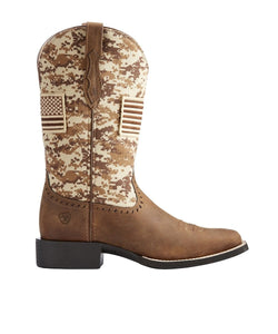 Ariat Women's Patriot Western Boot- Style #10023368