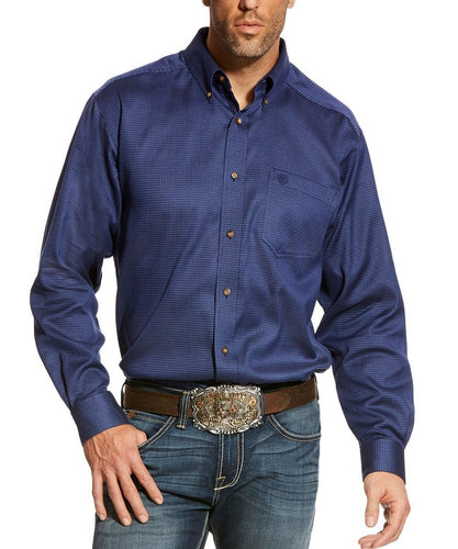 ARIAT MEN'S PRO SERIES BANSKY BUTTON DOWN SHIRT- STYLE #10024251
