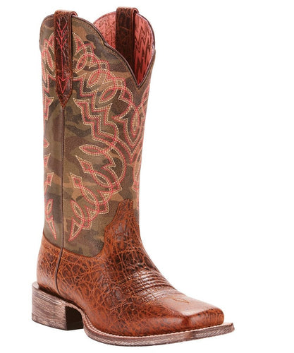 ARIAT WOMEN'S CIRCUIT CISCO WESTERN BOOT- STYLE #10025048
