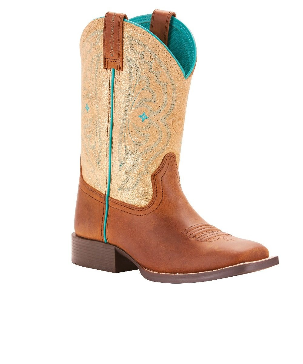 Ariat Youth Quickdraw Western Boot- Style #10025179