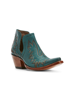 Ariat Women's Dixon Green Agate Western Boot- Style #10027280