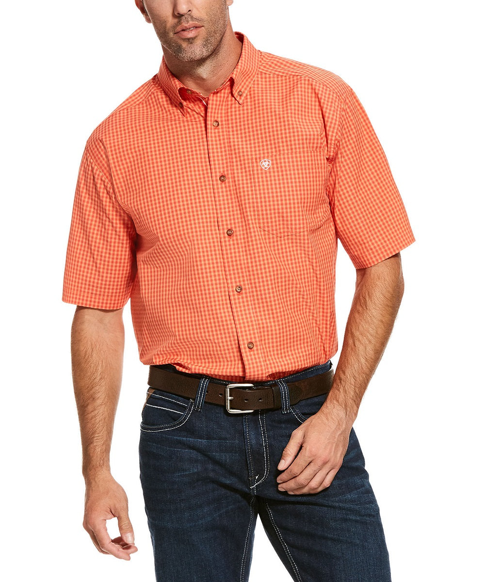 Ariat Men's Pro Series Ramil Classic Fit Button Down Shirt- Style #10028106