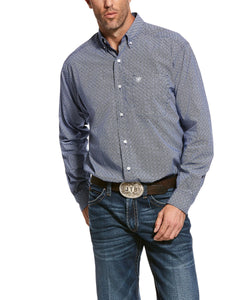 Ariat Men's Ramos Classic Fit Button Down Shirt- Style #10028215