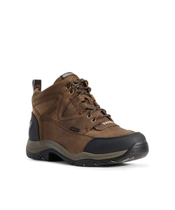 Ariat Men's Terrain Waterproof Insulated Boot- Style #10029502-DISTRESSED BROWN