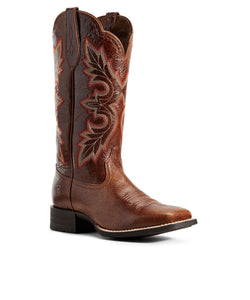 Ariat Women's Breakout Rustic Brown Western Boot- Style #10029649