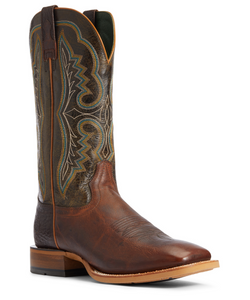 Ariat Men's Chartbuster Square Toe Western Boot- Style #10034074