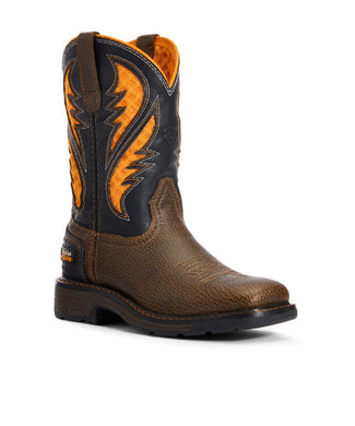 Ariat Youth Work VentTEK Boot- Style # 10034159