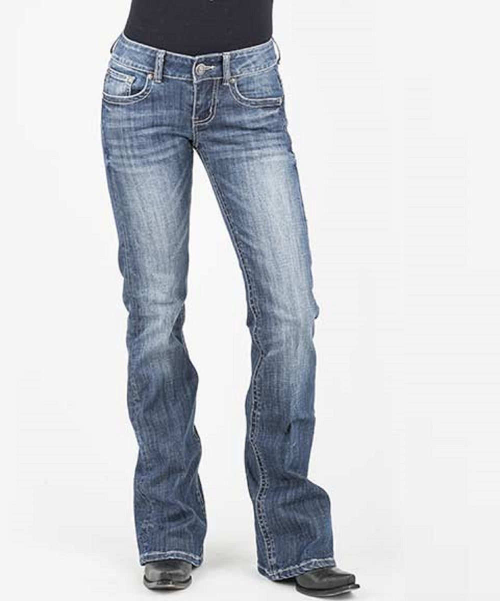 Stetson Women's 816 Fit Classic Boot Cut Jean- Style #11-054-0816-0283