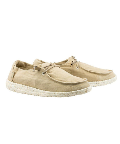 Hey Dude Women's Wendy Beige Shoe- Style #121410500