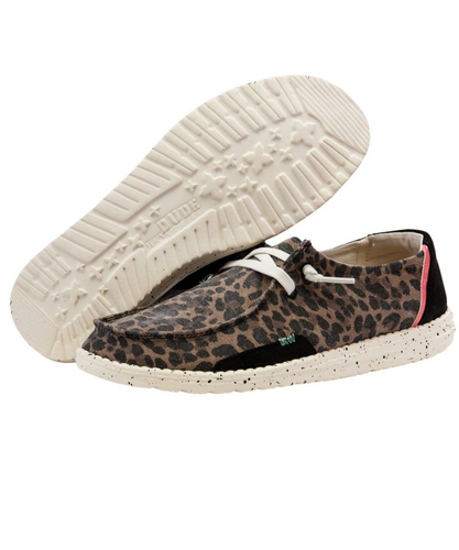 Hey Dude Women's Wendy Jungle Brown-Style #121411532