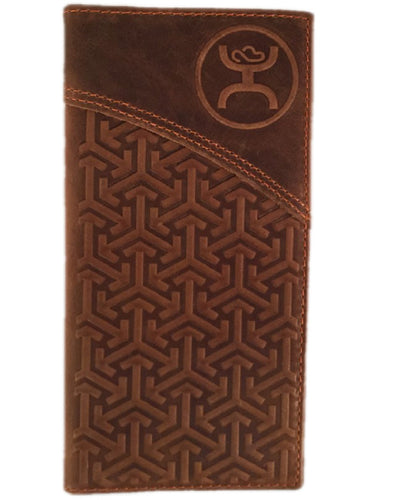 TRENDITIONS MEN'S HOOEY RODEO WALLET - STYLE #1623137W1