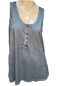 Mystree Women's Sleeveless Tank Top- Style #17012
