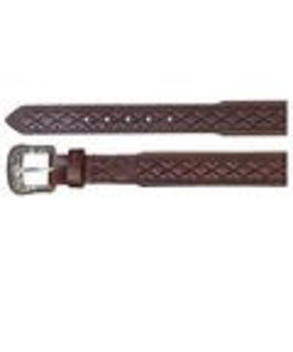 Trenditions Men's Hooey Mahogany Belt- Style #1787BE9