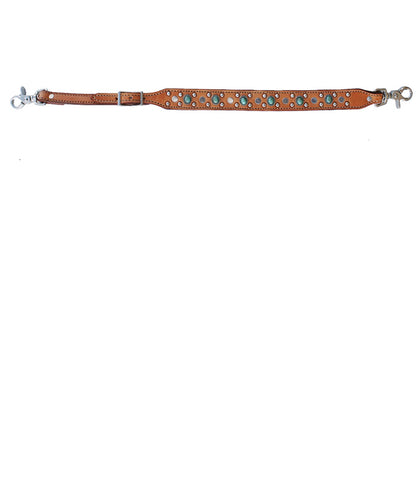 Alamo Saddlery Studded Wither Strap- Style #200-P5
