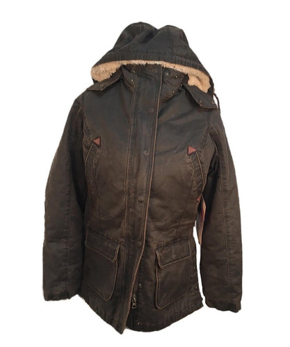 OUTBACK TRADING CO. WOMEN'S WOODBURY JACKET- STYLE #2864-BRN