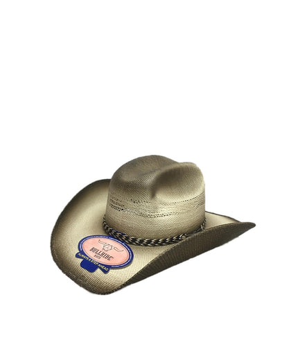 BULLHIDE HATS RAISING SAND NATURAL STRAW HAT- STYLE #2963N-NATURAL