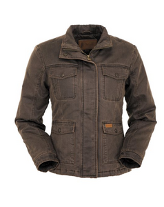 Outback Trading Co. Women's Kempsey Jacket- Style #29645-BRN