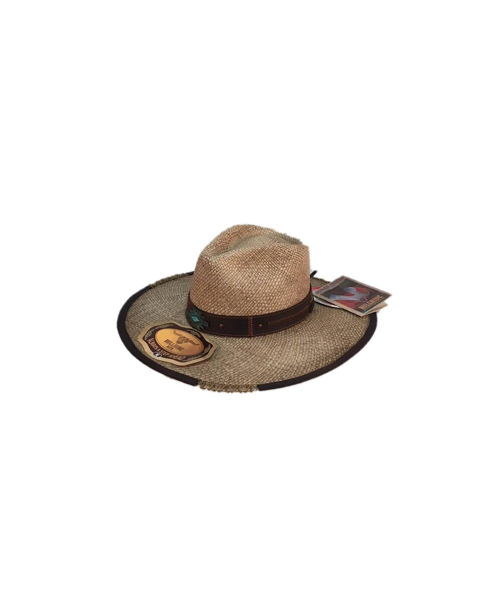 BULLHIDE HATS NO RULES STRAW HAT- STYLE #2964