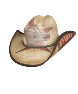 Bullhide Hats Toughest Sport 30X Straw Hat- Style #2994-NATURAL